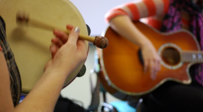 Music in Healthcare Training – 14-18 May 2018